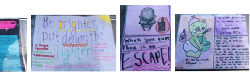 Student Signs